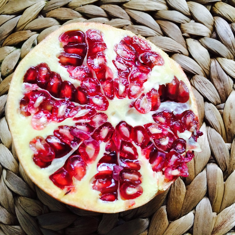 Granátové jablko / Pomegranate