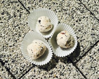 Kokosové guličky / Coconut balls