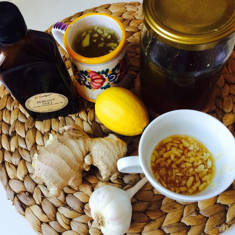 Prírodné lieky / Natural medicines