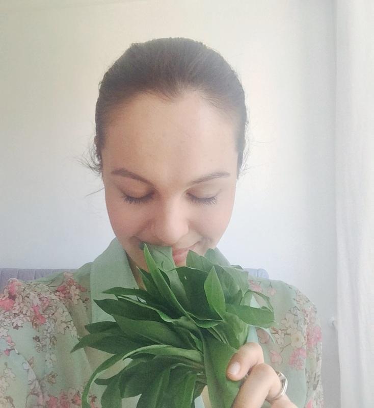 Pesto z medvedieho cesnaku / Pesto with wild garlic